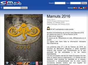 Articulo Mamuts 2016 en CTM