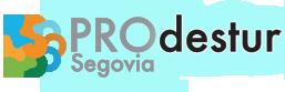 Logo Segovia PROdestur