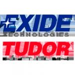 Logo Exide Tudor