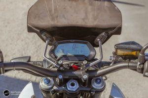 Cuadro de Mandos Zero Motorcycles DS