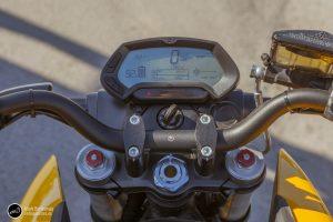 Cuadro de Mandos Zero Motorcycles S