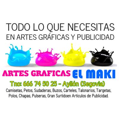 Artes gráficas Maki