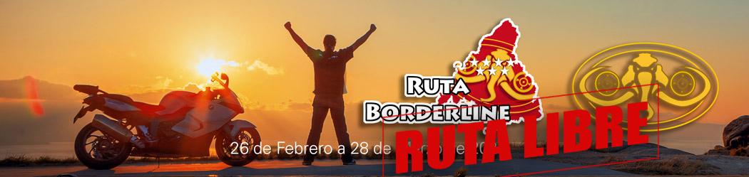Ruta Borderline edición libre